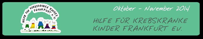 Hilfe für krebskranke Kinder Frankfurt e.V.