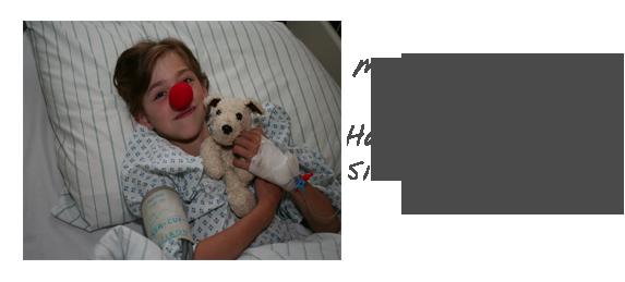Marie: Die Clowns waren so lustig!